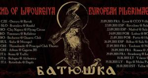 Preview: Batushka  – 'End Of Litourgiya' European Pilgrimage in Portugal
