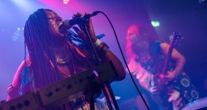 Report: Vodun + Bruxa Maria + The Hyena Kill @ Oslo Hackney, London
