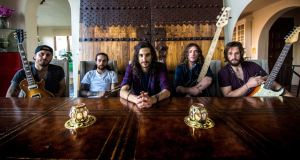 """Bad Moon Born release official video """"Witch Trials"""""""