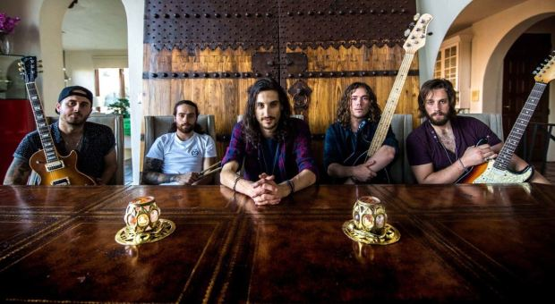 "Bad Moon Born release official video ""Witch Trials"""