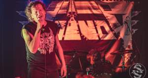 Report: Voivod + Nightrage @ Hard Club