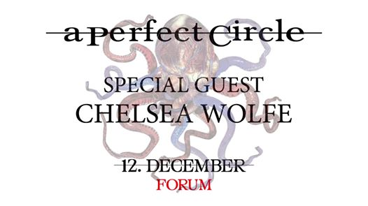 Preview A Perfect Circle At Forum Copenhagen The Black Planet