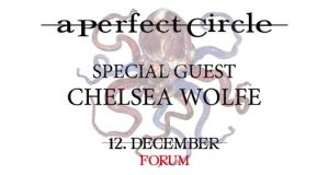 Preview: A Perfect Circle @ Forum, Copenhagen