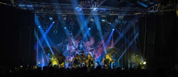 Report: Hammerfall + Armored Dawn @ Pumpehuset, Copenhagen
