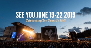 Preview: Copenhell 2019 (10th edition)