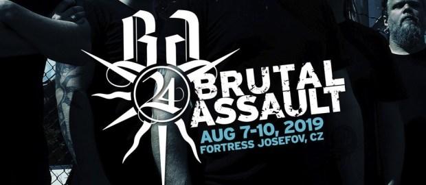 Brutal Assault announce Dimmu Borgir, Godflesh & many more