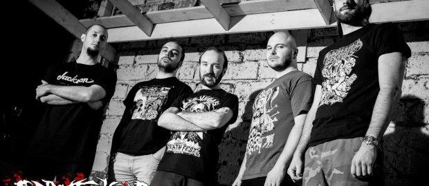 """Corpsefucking Art stream new album """"Splatterphobia"""""""