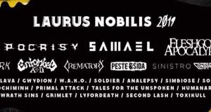 Laurus Nobilis 2019 confirms Samael as last headliner
