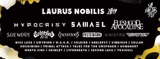 Laurus Nobilis 2019