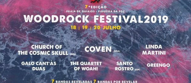 Coven confirmed as headliner of Woodrock Festival