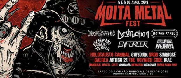 Preview: Moita Metal Fest 2019