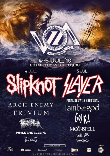 Preview: VOA Heavy Rock Festival 2019