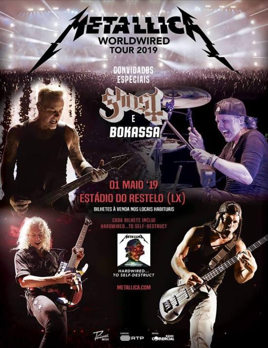 Metallica Portugal
