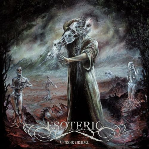 "Esoteric reveal album title and cover for ""A Pyrrhic Existence"""