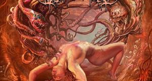 VISCERAL DISGORGE – Slithering Evisceration