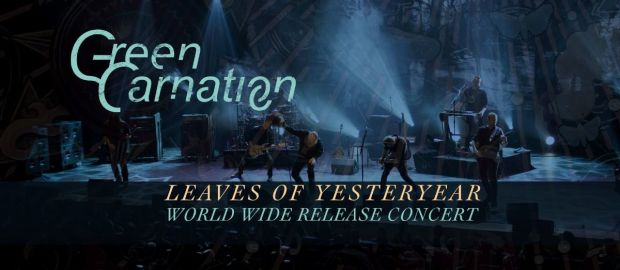 GREEN CARNATION streams 'Leaves of Yesteryear' release show on May 23rd