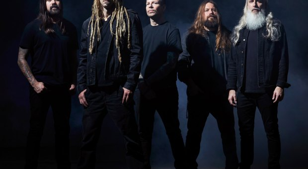 "Lamb of God release video for ""Ghost Shaped People"""