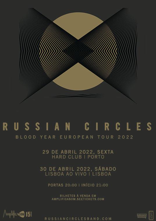 Russian Circles Portugal