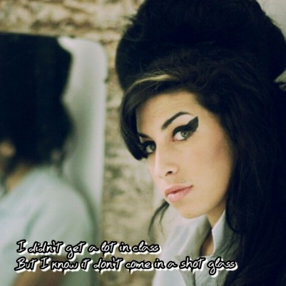 Amy Winehouse - Back to Black - Rehab