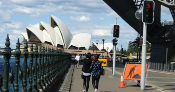 Opera House under The Bridge