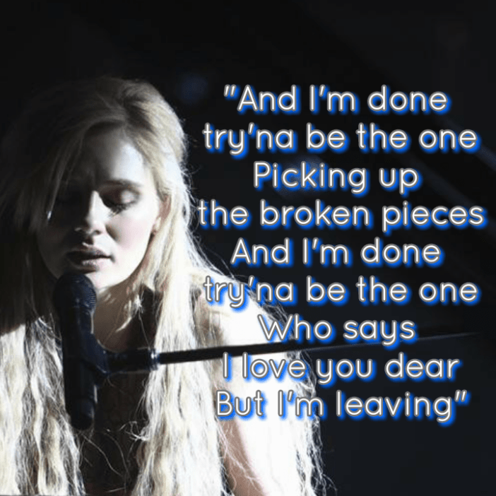 Clare Bowen Black Roses Quotes from Nashville