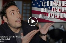 Questions Italians have for Americans
