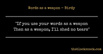 citazione-words-as-a-weapon-birdy-blog-featured-image-thumbnail