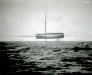 Originales fotos de escaneo de submarino USS trepang (1)