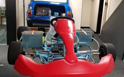 UK's First STEM competition to convert used petrol go karts to fully electric machines
