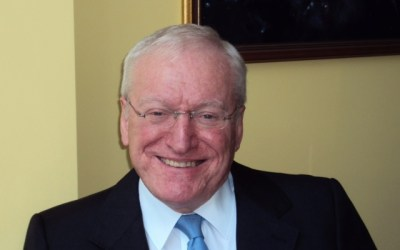 PROF JOHN PERKINS CBE APPOINTED AS STRATEGIC ADVISER