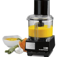 Waring Commercial WFP14S Batch Bowl Food Processor with LiquiLock Seal System