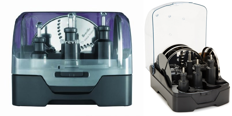 this unit precisely cuts foods to breville bfp800xl - Breville Food Processor