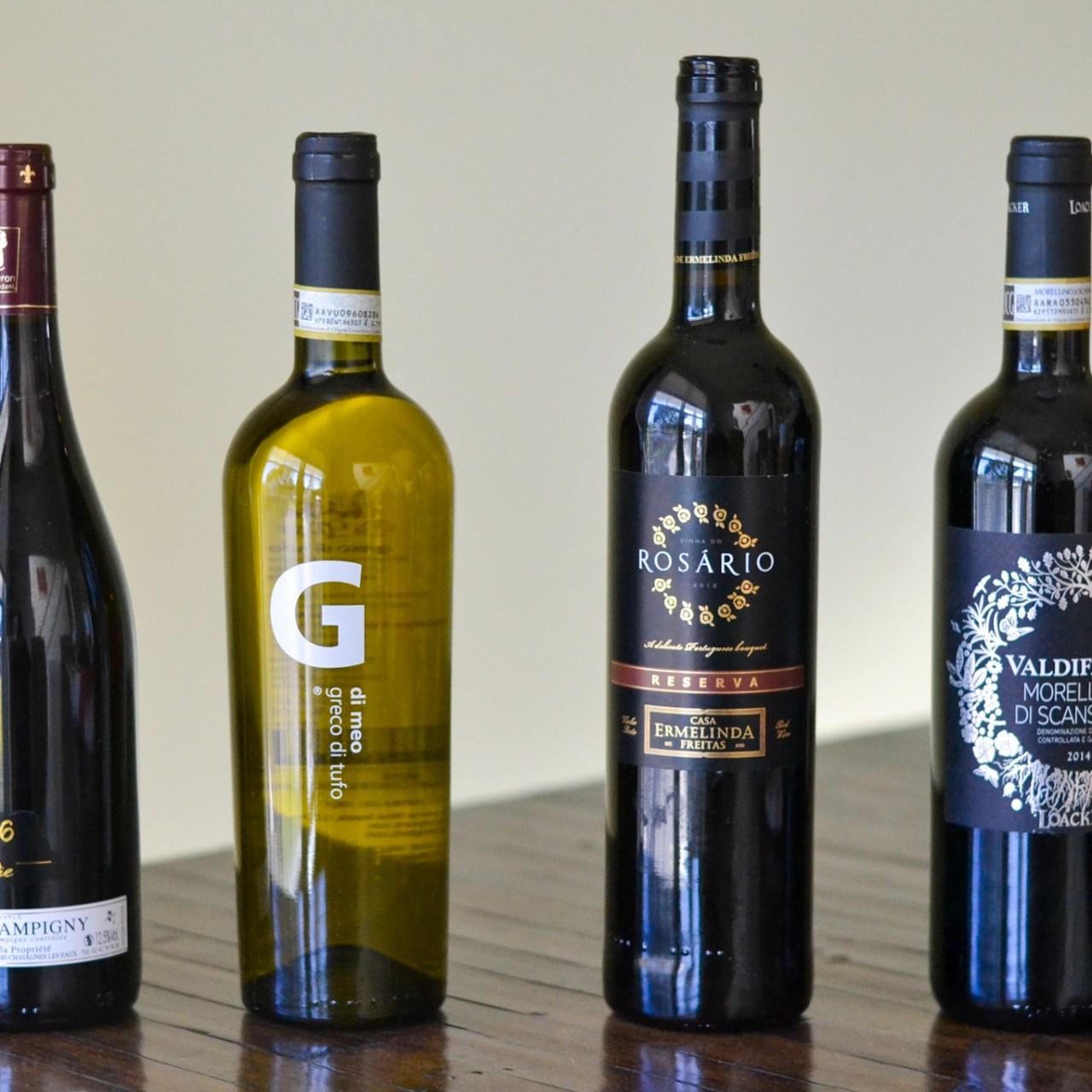 Wine Tastings with Weekly Tasting