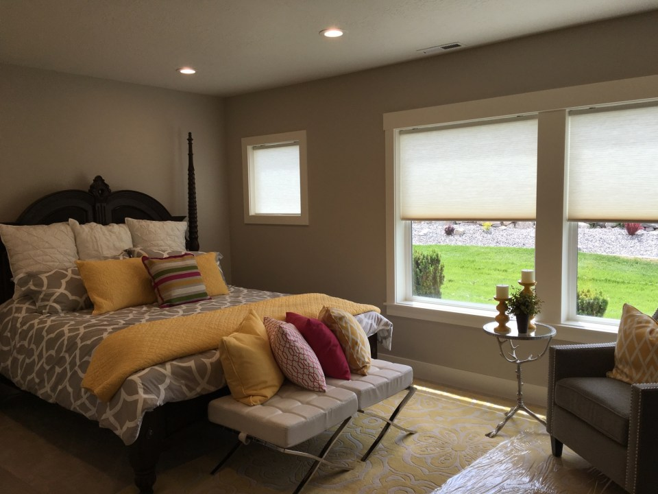 Beautiful Handcrafted Roller Shades In Utah County Ut