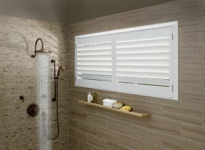Poly Shower Shutter