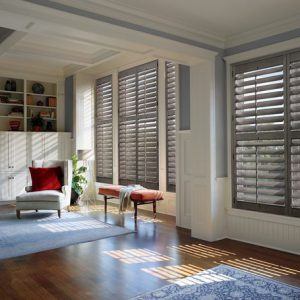 Holiday sale on Shutters