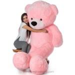 Red Teddy Bear 5 Feet, 5 Feet Red Teddy Bear The Blissburry