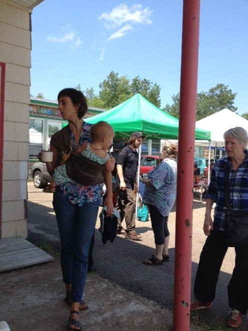Farmers' Market, July