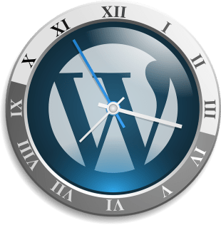 WordPress time