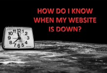How Do I Know When My Website is Down
