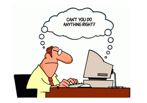Web Design is Not User-Friendly