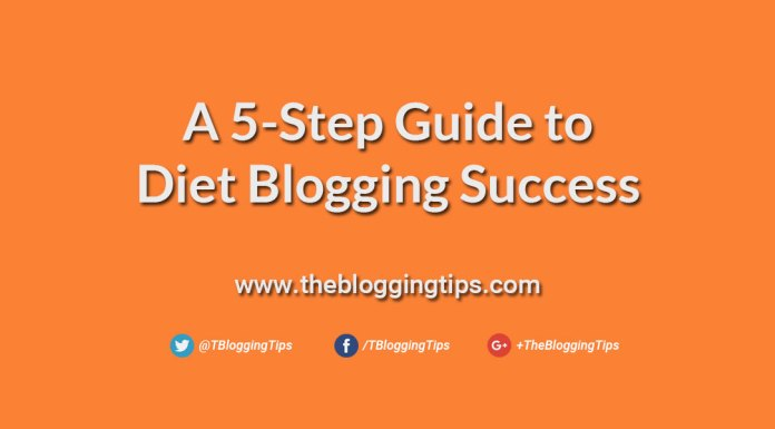 A-5-Step-Guide-to-Diet-Blogging-Success