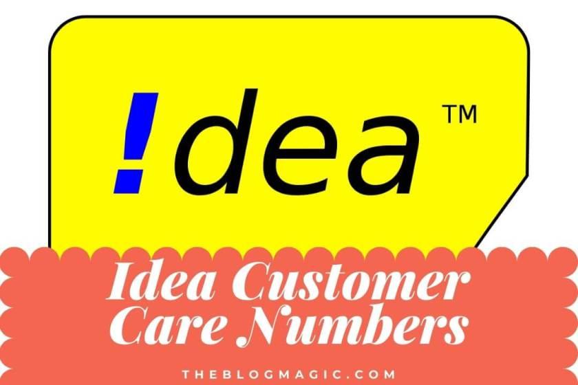 Idea Complaint No