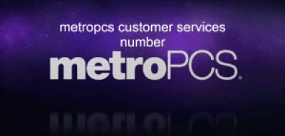 metropcs customer services number