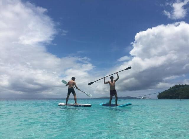 Top paddle destination in usa