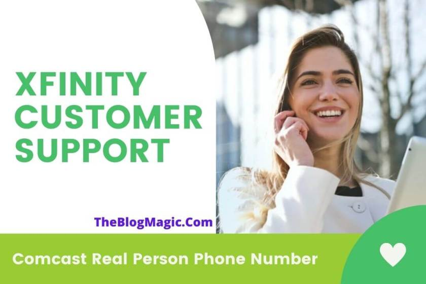 toll free number for xfinity customer service