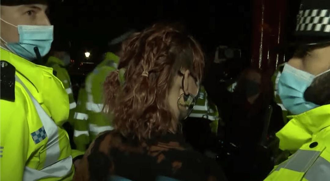 Clapham Vigil