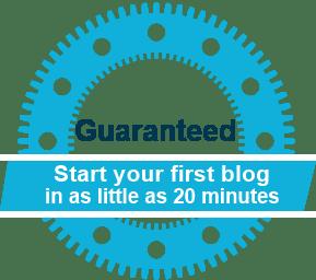 Langkah sederhana untuk membantu Anda membuat blog dengan mudah