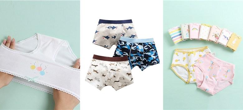 wholesale kids underwear