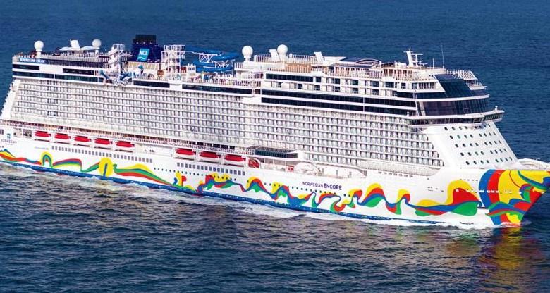 Cruise Ship- Ezeparking